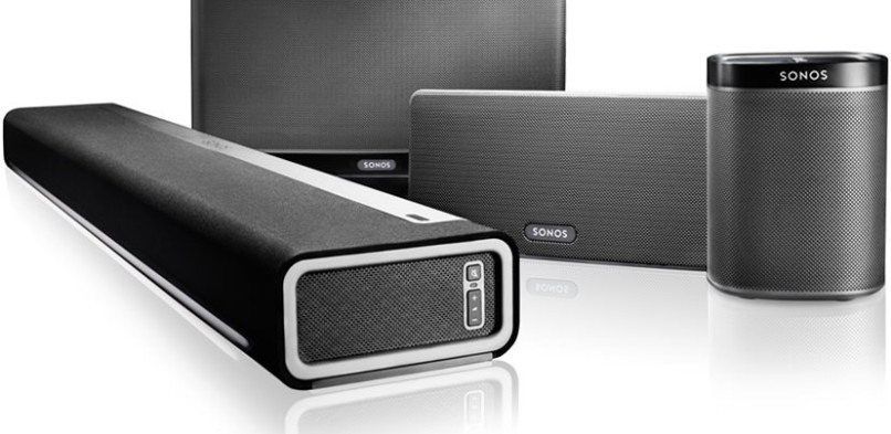 Amazing wireless solutions with Sonos!
