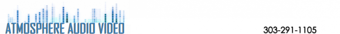 Atmosphere Audio Video Logo