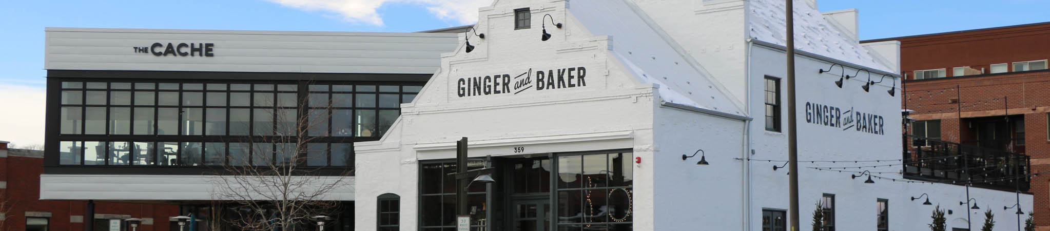 Ginger & Baker     Ft. Collins, Colorado